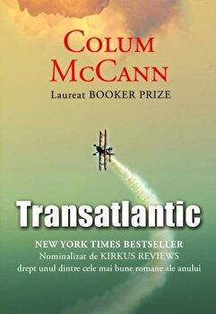 Transatlantic/Colum McCann imagine elefant 2021