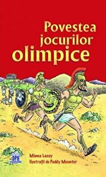 Povestea Jocurilor Olimpice/Minna Lacey