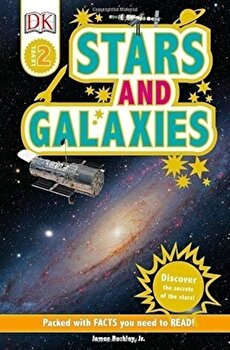 Stars and Galaxies (DK Readers Level 2)/James Buckley poza cate
