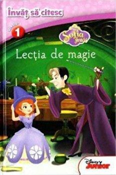 Sofia Intai. Lectia de magie. Caiet de activitati (grupa mica)/***