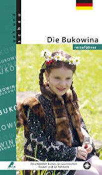 Ghid turistic Bucovina (lb. germana)/Mihai Camilar poza cate