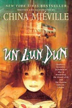 Un Lun Dun, Paperback/China Mieville poza cate