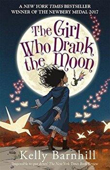 The Girl Who Drank the Moon/Kelly Barnhill imagine