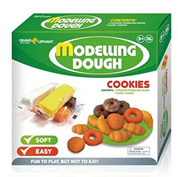 Set creatie modelaj, Cookies