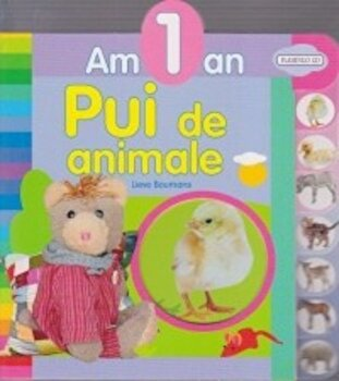 Imagine Am 1 An - Pui De Animale - ***