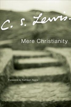 Mere Christianity, Hardcover/C. S. Lewis poza cate