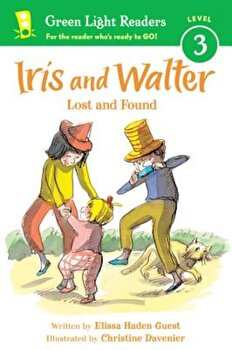 Iris and Walter: Lost and Found, Paperback/Elissa Haden Guest poza cate