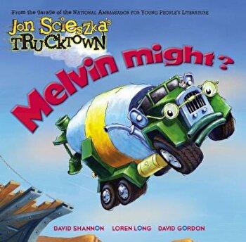 Melvin Might', Hardcover/Jon Scieszka poza cate