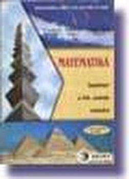 Matematica. Manual pentru clasa a VIII-a in limba maghiara/Mihaela Singer, Cristian Voica, Consuela Voica poza cate