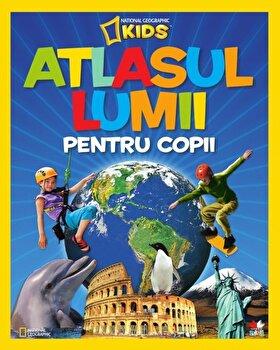 Atlasul lumii pentru copii/***
