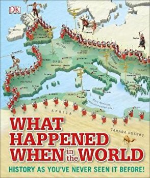 What Happened When in the World, Hardcover/*** poza cate