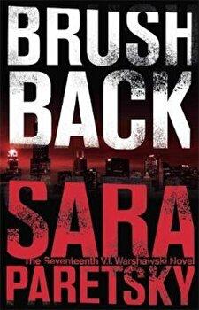 Brush Back, Paperback/Sara Paretsky image0