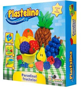 Plastelino - Paradisul fructelor
