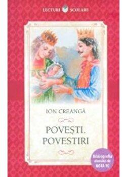 Povesti. Povestiri/Ion Creanga
