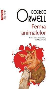 Imagine Ferma Animalelor (top 10+) - george Orwell
