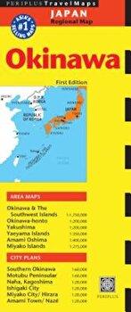 Okinawa Travel Map First Edition/Periplus Editors image0