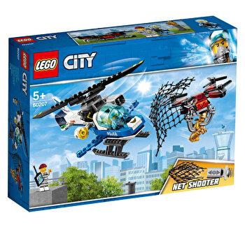LEGO City, Urmarirea cu drona a politiei aeriene 60207