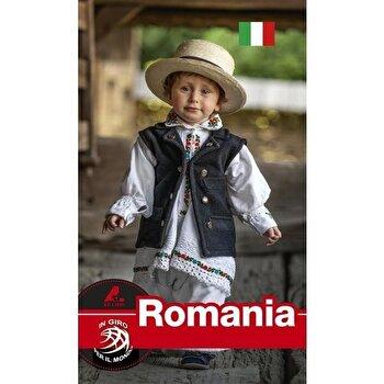 Ghid ROMANIA - italiana/Mariana Pascaru imagine elefant.ro 2021-2022