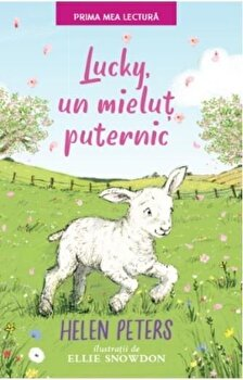 Lucky, un mielut puternic/Helen Peters