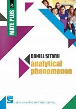 Analytical Phenomenon/Daniel Sitaru
