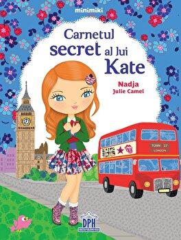 Carnetul secret al lui Kate/Nadja, Julie Camel