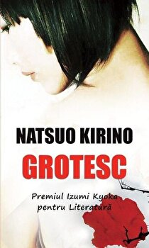 Grotesc/Natsuo Kirino imagine elefant 2021
