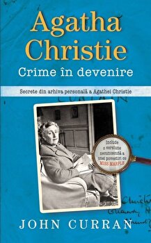 Agatha Christie: Crime in devenire/John Curran imagine elefant 2021