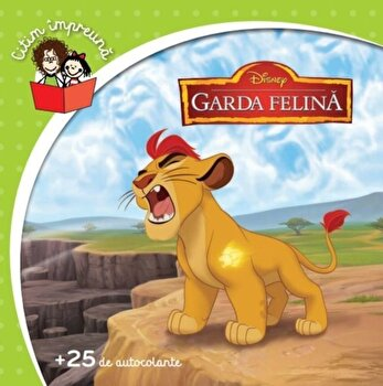 Garda felina.Citim impreuna/Disney imagine