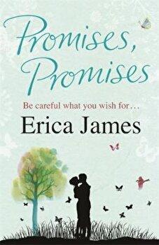 Promises, Promises, Paperback/Erica James poza cate