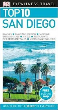 Top 10 San Diego, Paperback/*** poza cate