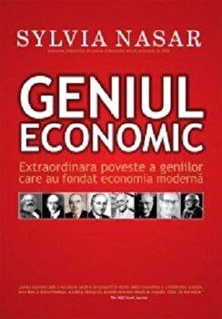 Geniul economic/Sylvia Nasar imagine