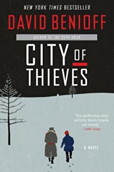 City of Thieves, Paperback/David Benioff poza cate