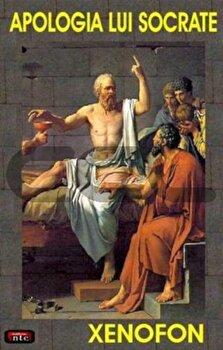 Apologia lui Socrate/Xenofon imagine elefant.ro 2021-2022