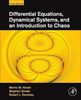 Differential Equations, Dynamical Systems, and an Introducti, Hardcover/Morris W Hirsch imagine