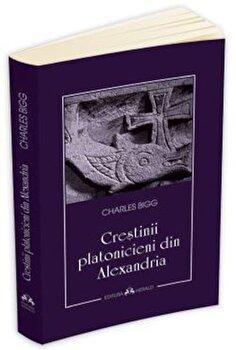 Coperta Carte Crestinii platonicieni din Alexandria
