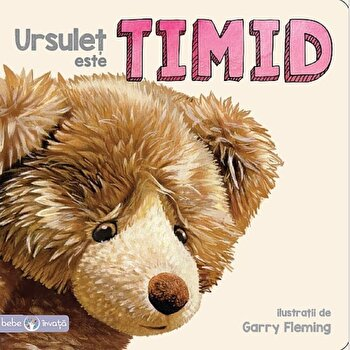 Ursulet este timid/***