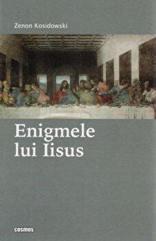 Coperta Carte Enigmele lui Iisus