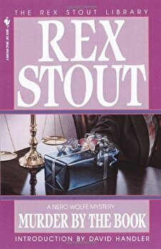 Murder by the Book, Paperback/Rex Stout poza cate