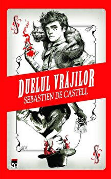 Duelul vrajilor/Sebastien De Castell imagine elefant 2021