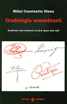 Grafologia semnaturii/Mihai Constantin Dianu poza cate