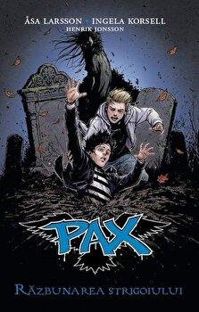 PAX - Razbunarea strigoiului/Asa Larsson