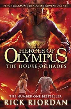 The House of Hades (Heroes of Olympus)/Rick Riordan poza cate