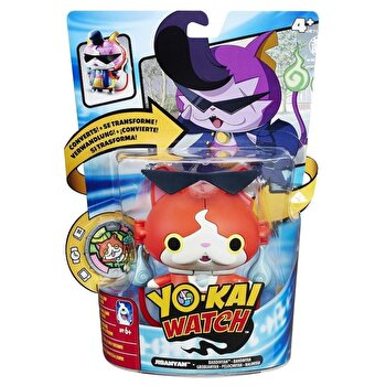Yo-kai Watch, Figurina care se transforma - Jibanyan