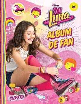 Soy Luna. Album de fan/***