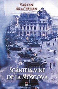 Scanteia vine de la Moscova/Jean Lopez si Olivier Wieviorka imagine elefant.ro