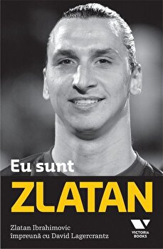 Eu sunt Zlatan/Zlatan Ibrahimovic, David Legercrantz imagine elefant 2021