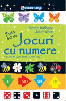 Jocuri cu numere/Simon Tudhope, Sarah Khan