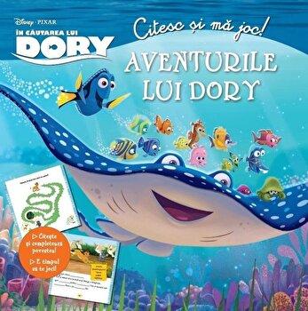 Citesc si ma joc. In cautarea lui Dory/Disney