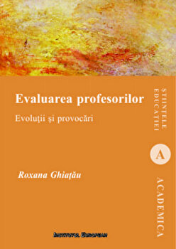 Evaluarea profesorilor/Roxana Ghiatau imagine elefant.ro 2021-2022