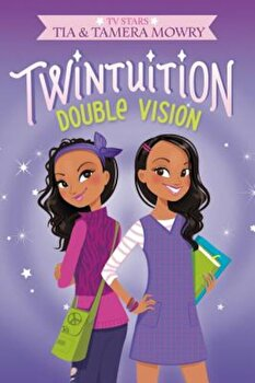 Twintuition: Double Vision, Paperback/Tia Mowry poza cate